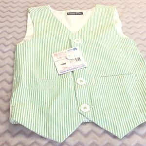 Rugged Butts Vest 2T NWT